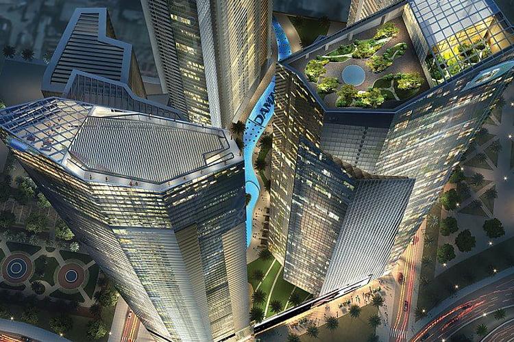 Aykon City Dubai Off Projects | Aykon City Golden Quadrant