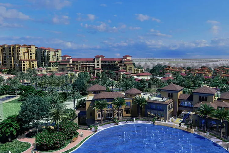 Alandalus Luxury Apartments ва Townhouses Jumeirah Golf Estates