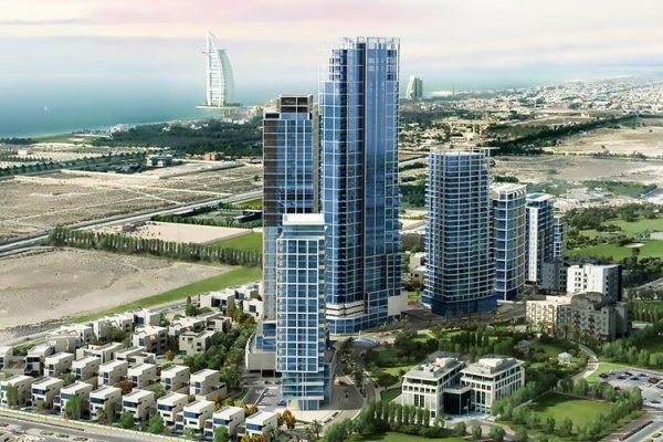 Olgana Tower Residential Apartments   Olgana Tower Acacia Avenues