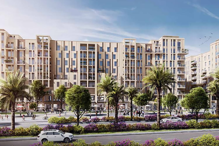 zahrabreeze - RAWDA Apartments By Nshama at Town Square
