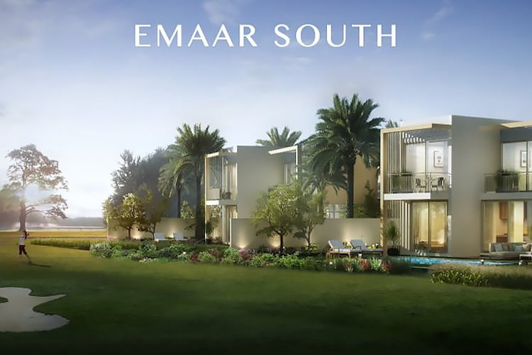 xEmaar South - Projects Map