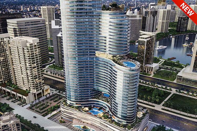 Imperial prj - Imperial Avenue Downtown Dubai
