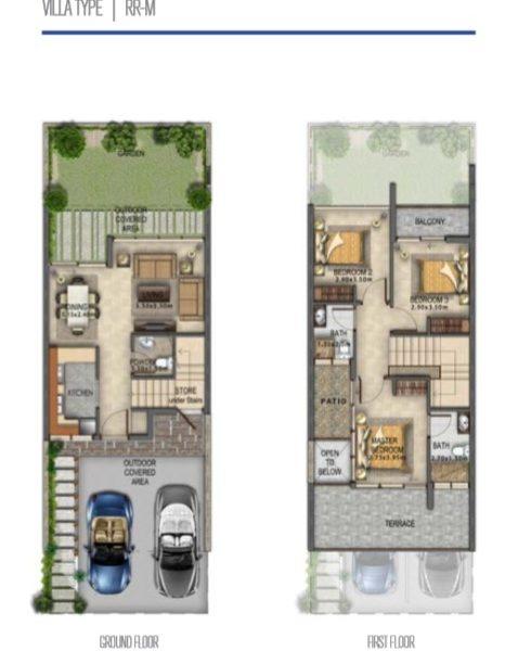 RR M 478x600 - Akoya Selfie Floor Plan