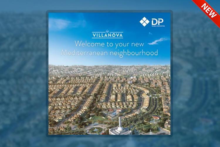 Villanova - Projects Map