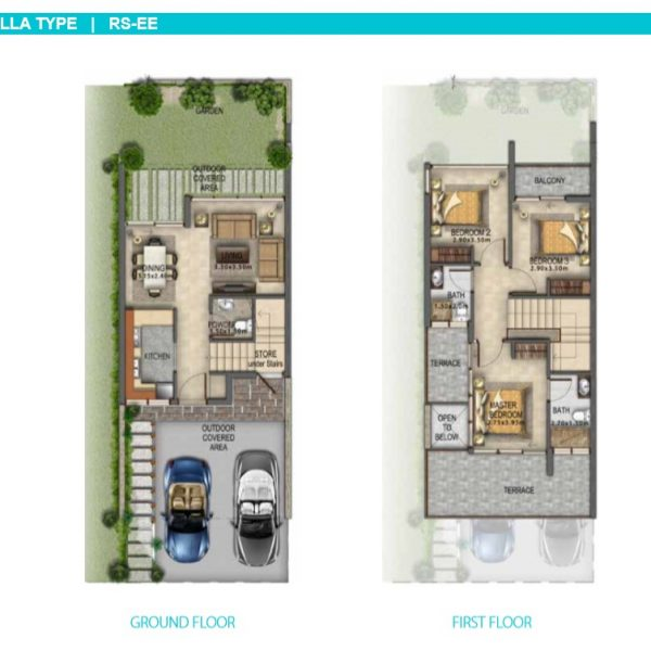 1 RS EE 600x600 - Manarola Akoya Oxygen Floor Plans