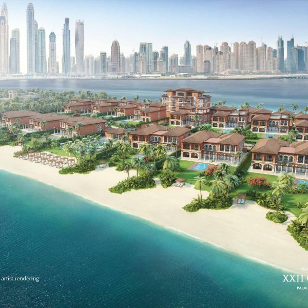 Renderings page 001 600x600 - XXII CARAT Palm Jumeirah Photo Gallery