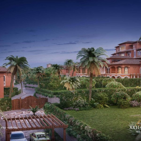 Renderings page 004 600x600 - XXII CARAT Palm Jumeirah Photo Gallery
