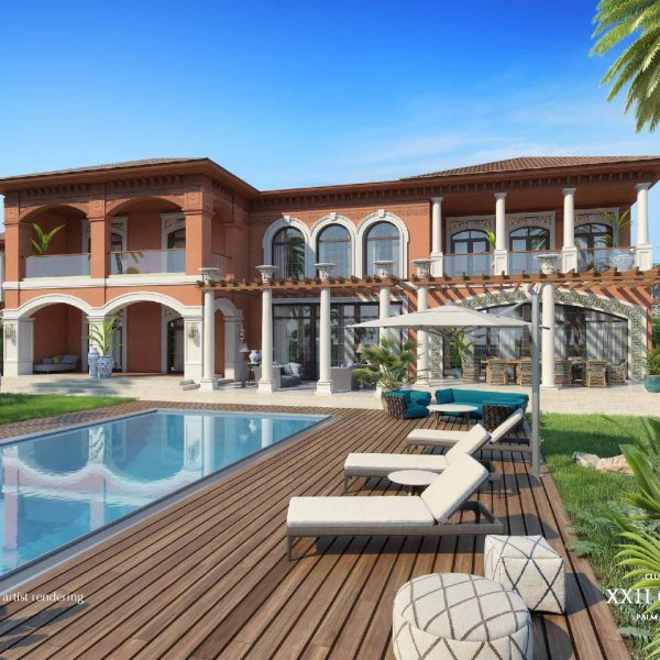 Renderings page 006 600x600 - XXII CARAT Palm Jumeirah Photo Gallery