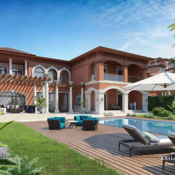 Renderings page 007 600x600 - XXII CARAT Palm Jumeirah Photo Gallery