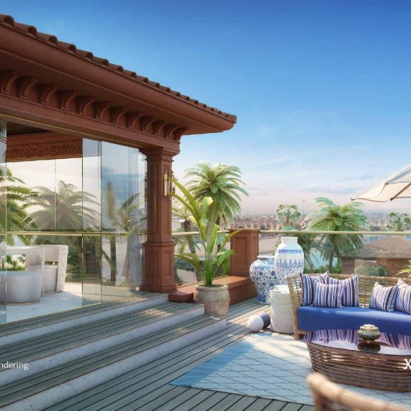 Renderings page 010 600x600 - XXII CARAT Palm Jumeirah Photo Gallery