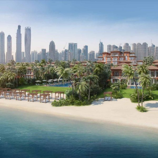 Renderings page 013 600x600 - XXII CARAT Palm Jumeirah Photo Gallery
