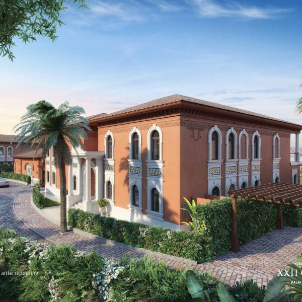Renderings page 017 600x600 - XXII CARAT Palm Jumeirah Photo Gallery