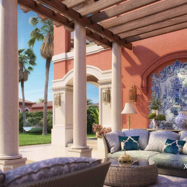 Renderings page 020 600x600 - XXII CARAT Palm Jumeirah Photo Gallery