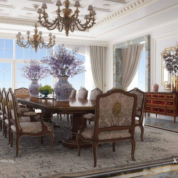Renderings page 024 600x600 - XXII CARAT Palm Jumeirah Photo Gallery