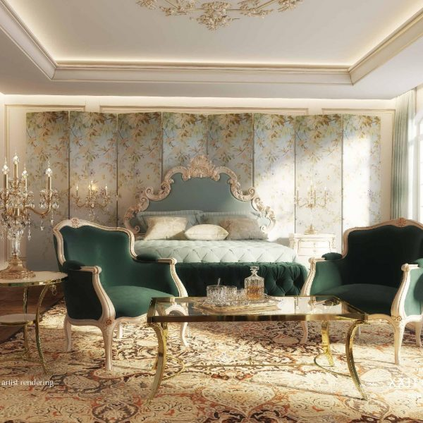 Renderings page 034 600x600 - XXII CARAT Palm Jumeirah Photo Gallery