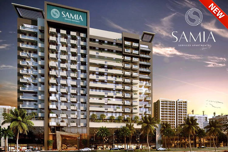 Samia image - Projects Map