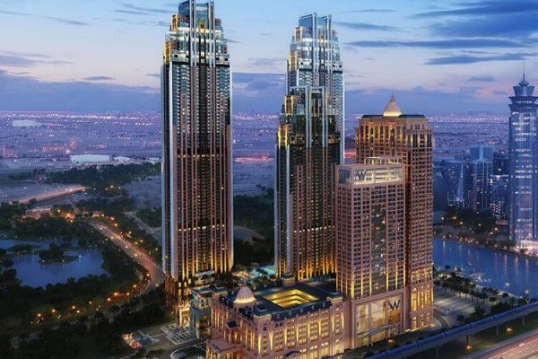 habtoor city thumb 600x400 - Noora Tower in Al Habtoor City