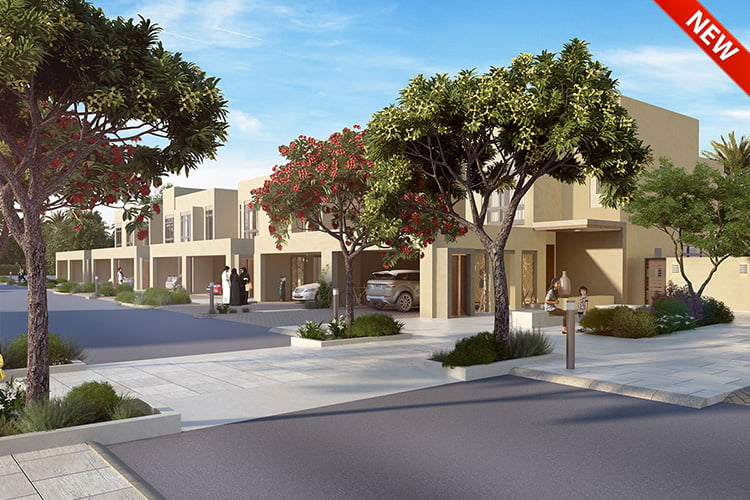 nour townhouses - RAWDA Apartments By Nshama at Town Square