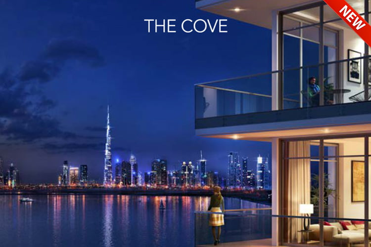 the cove thmub - Projects Map