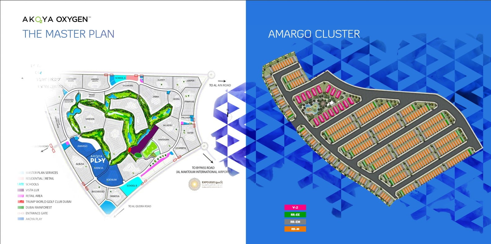 Master Plan - AKOYA Play Master Plan