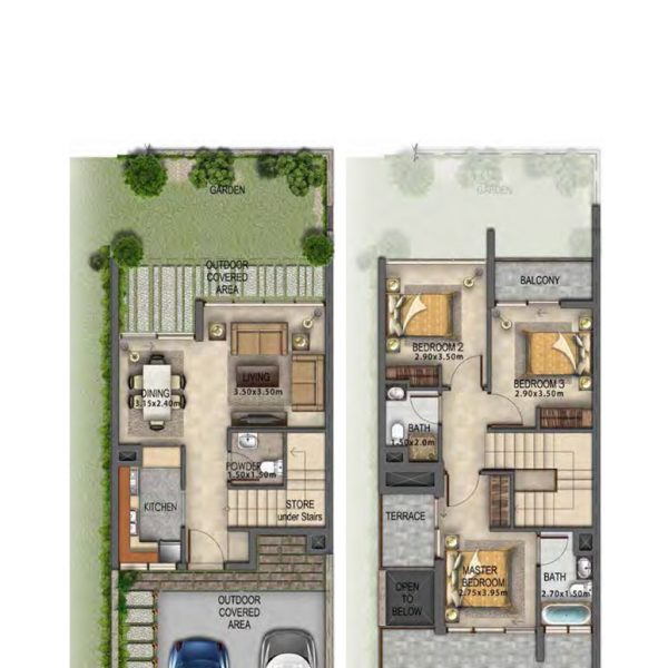 RR EE 600x600 - AKOYA Play Floor Plan