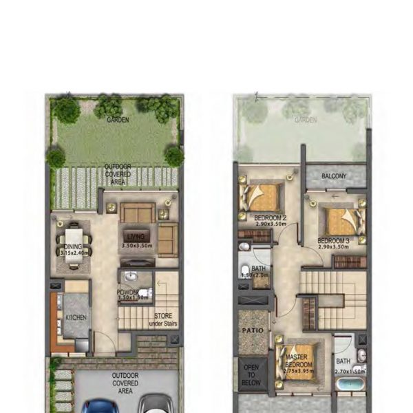 RR M 600x600 - AKOYA Play Floor Plan