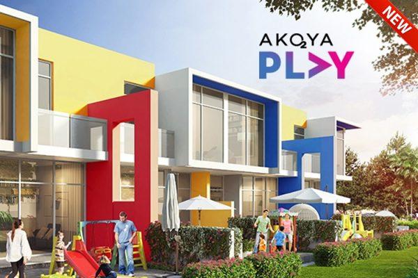 Akoya Play 3 Bedrooms Villas By Akoya Oxygen DAMAC