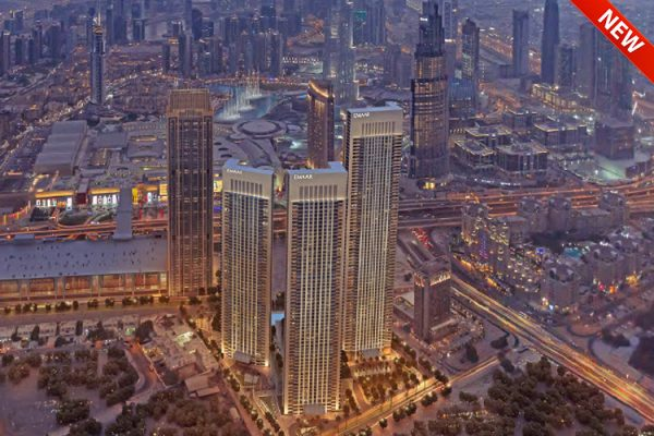 Downtown Views II By Emaar in Downtown Dubai