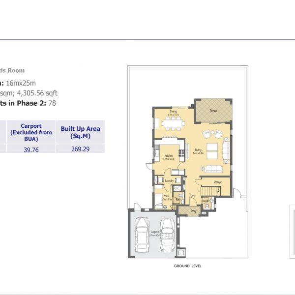 villa 2 600x600 - Villanova Phase 2 Floor Plans