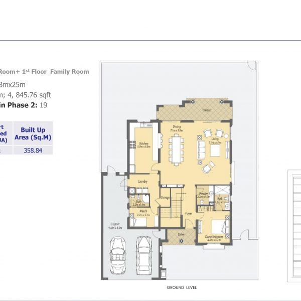 villa 4 600x600 - Villanova Phase 2 Floor Plans