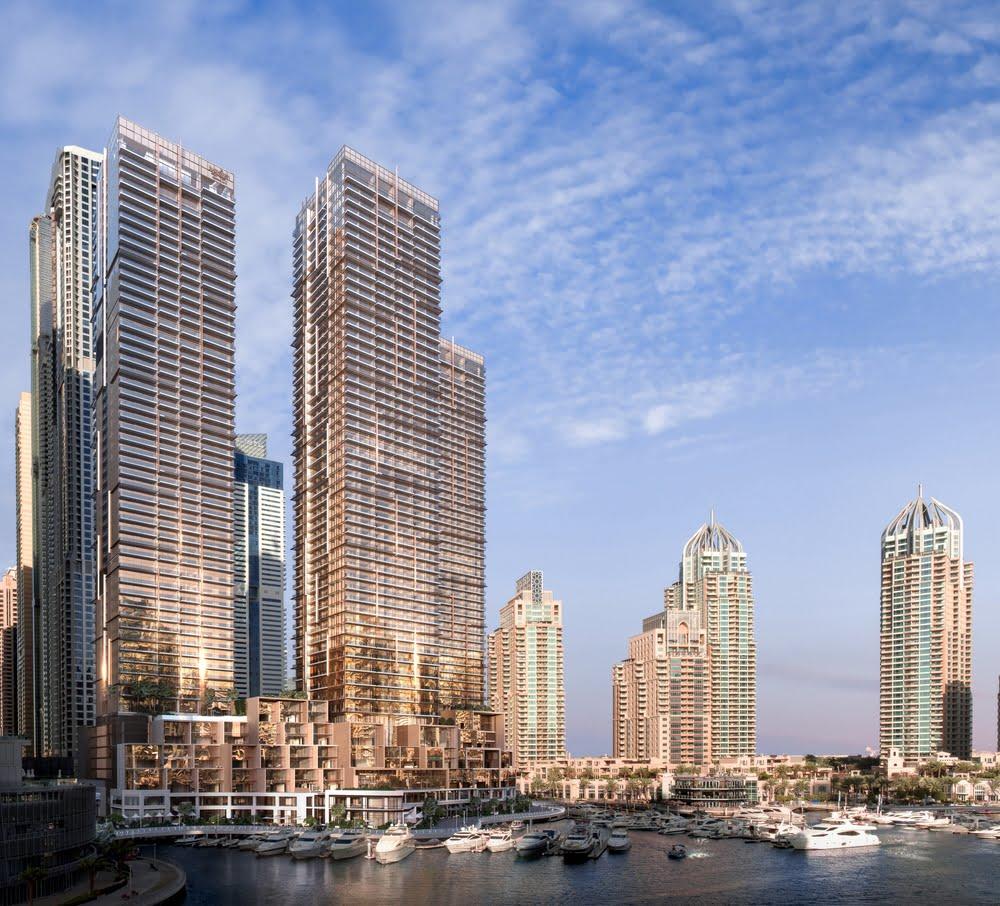 1JLMG Exterior - Jumeirah Living Marina Gate Photo Gallery