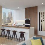 2 BR Kitchen 150x150 - Jumeirah Living Marina Gate Photo Gallery