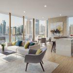 2 BR Living room 150x150 - Jumeirah Living Marina Gate Photo Gallery