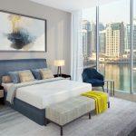 Villa Master bedroom 150x150 - Jumeirah Living Marina Gate Photo Gallery