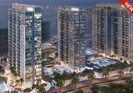 Park Heights I by Emaar at Dubai Hills
