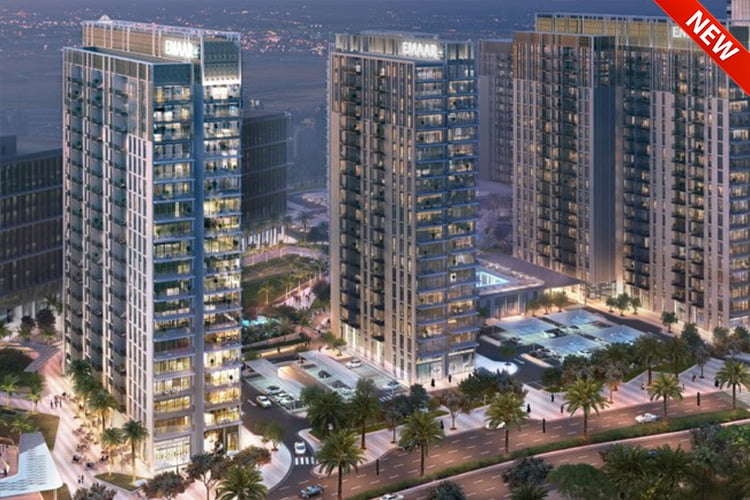 Park Heights 1 Emaar