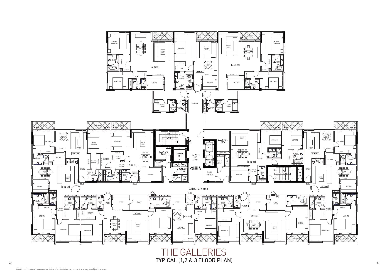 Polo Towers Floor Plan The Galleries Floor Plan Dubai Off Plan Properties