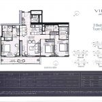 Vida Residences Floor Plans page 020 150x150 - Floor Plans - Vida Residences Dubai Marina