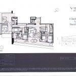 Vida Residences Floor Plans page 025 150x150 - Floor Plans - Vida Residences Dubai Marina