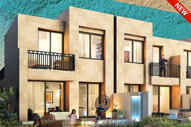 Hajar Premium Stone Villas By Damac Properties | Hajar Villas