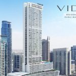 迪拜码头的Vida Residences By Emaar