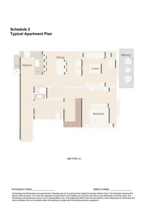 1BR TYPE 1C 1 600x850 - Floor Plans - Eaton Place By Ellington