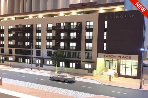 Eaton Place Ellington
