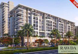 RAWDA Apartments By Nshama at Town Square