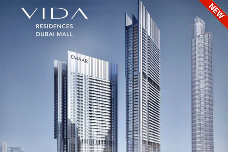 Vida Residences Dubai Mall Аз тарафи Emaar