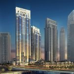 Creek Rise at Dubai Creek Harbor by Emaar