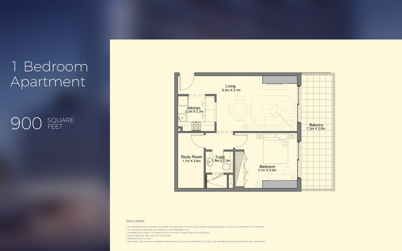 Mag 318 in downtown dubai floor plans dubai off plan for Dubai house floor plans