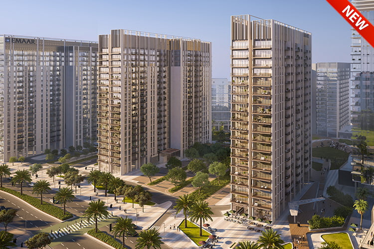 Park Heights II at Dubai Hills by Emaar
