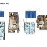 Maydan Brochure Floor Plans 05 page 002 150x150 - Azizi Riviera - Floor Plans
