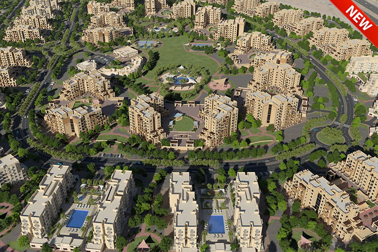 Remraam By Dubai Properties at Dubailand